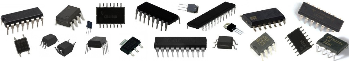 We provide a wide variety of Semiconductors