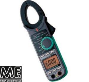 Digital AC / DC Clamp Meter - 2046R Pakistan